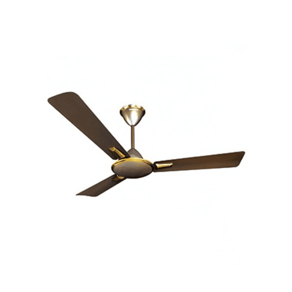 Crompton Greaves 1200mm Aura Anti Dust Ceiling Fan (Dusky Brown)
