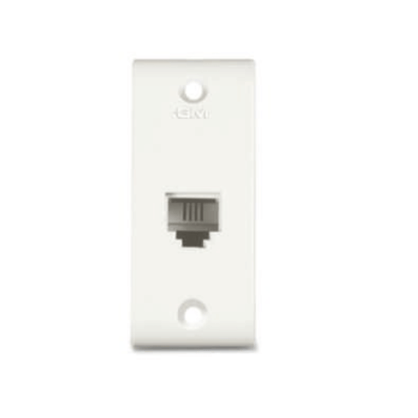 GM G-HOME Mini 2 Line Telephone Jack RJ-11 – GM8034