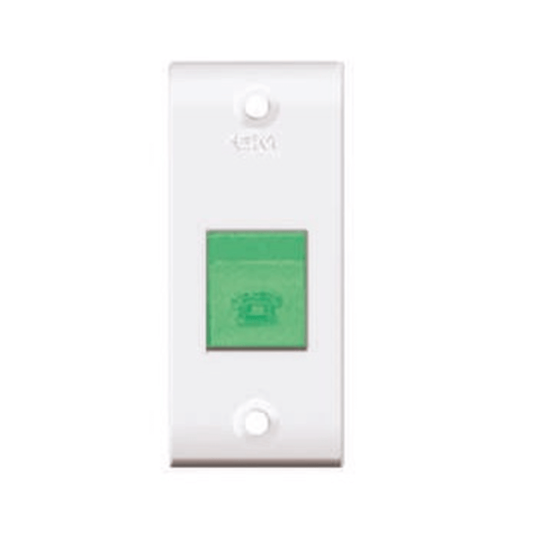 GM G-ERA Mini 2 Line Telephone Jack RJ-11 – GM8534