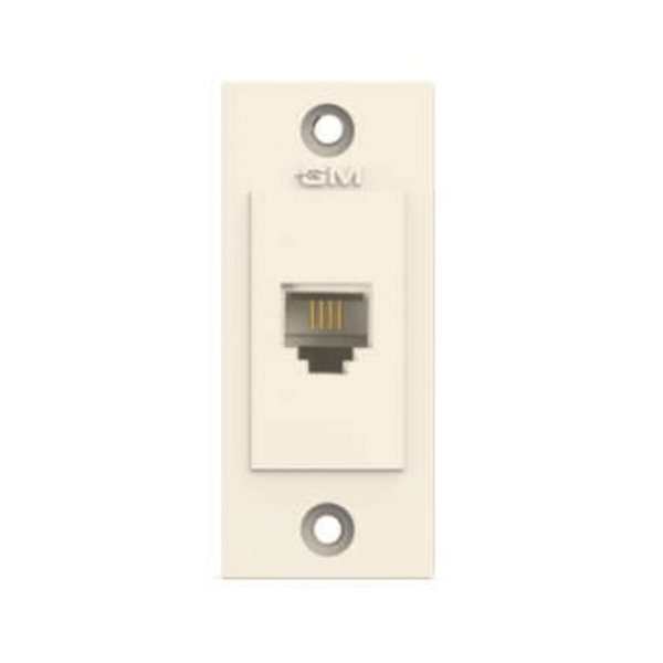 GM G-ERA Mini 2 Line Telephone Jack  – GM8734