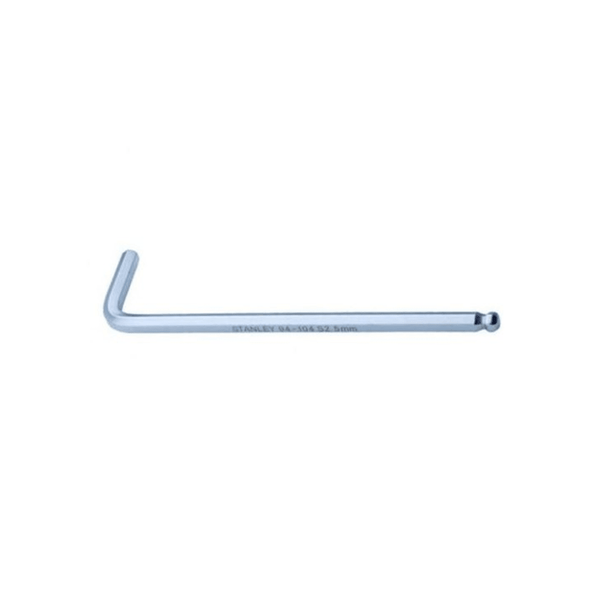 Stanley Long Hex Key Size 2.5 mm