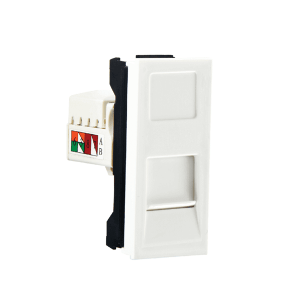 Crabtree Amare RJ 45 Jack With Cat 6 ACNKMXW451