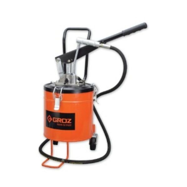 Groz Bucket Grease Pump 6 Kg VGP/6