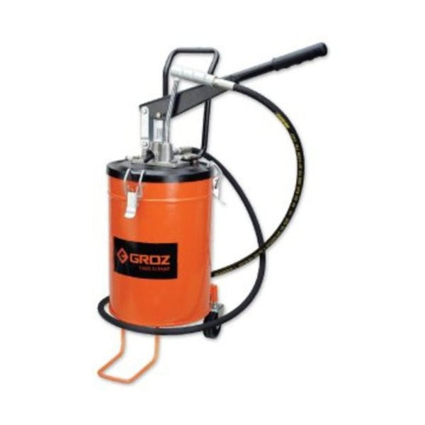 Groz Bucket Grease Pump 10 Kg VGP/10