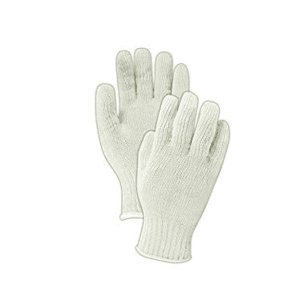 Malcom Cotton Safety Gloves (Pack of 100)