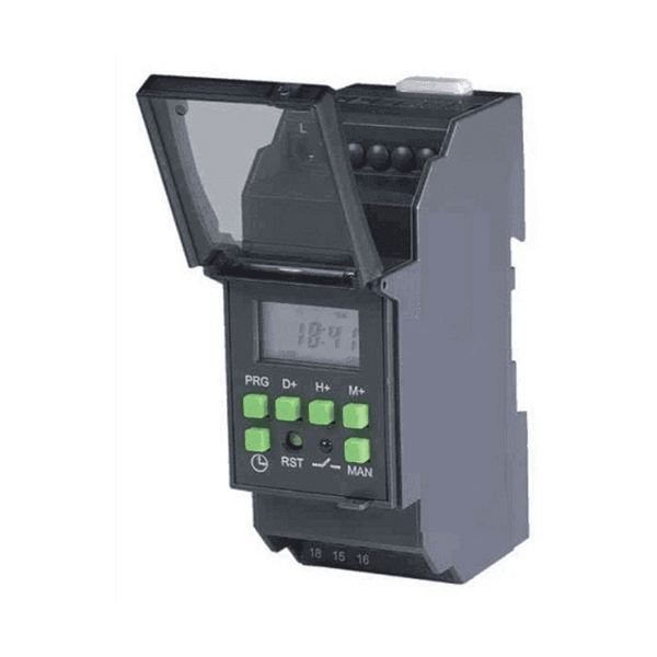 L&T Crono Digital Time Switch