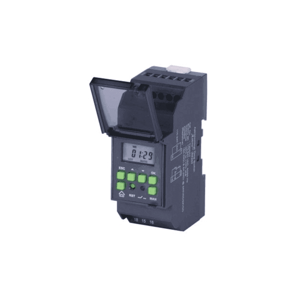 L&T Astro Mini Time switch T2DDT7