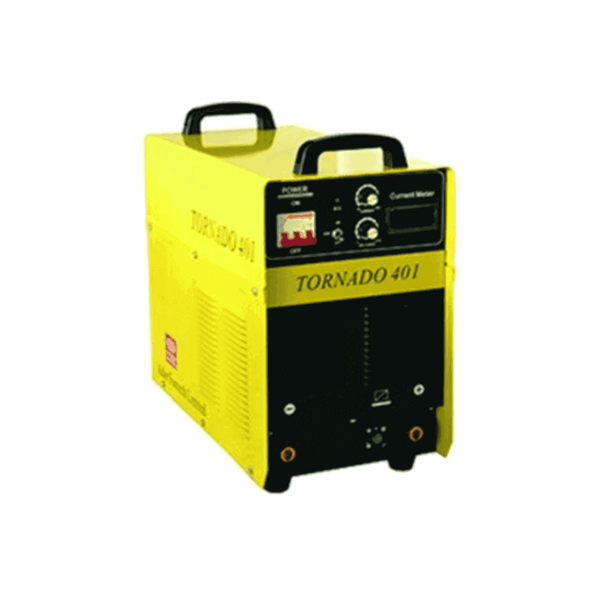 Ador Fontech Tornado 401 welding machine with VRD