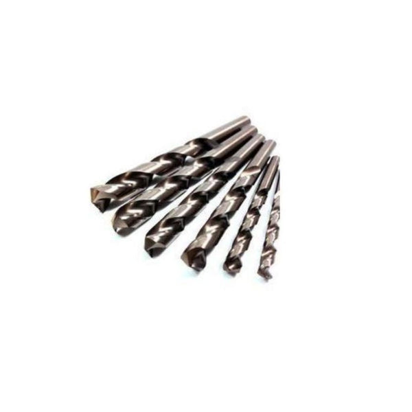 Addison HSS Parallel Shank Twist Drills Jobber Series – BS 328 (4 – 4.98 mm) (Pack of 10)