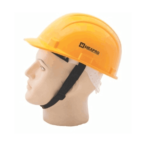 Heapro Standard Y Strap Type  HDPE Shell Safety Helmet HY-001