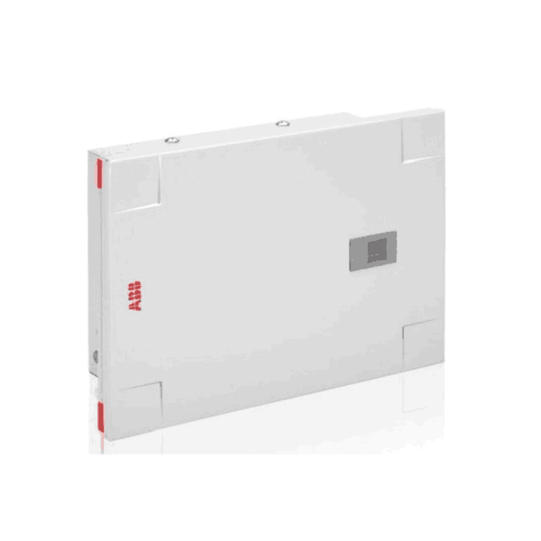 ABB SPN Elegance Series Distribution Board IP 43 with Metal Door E-SHC M