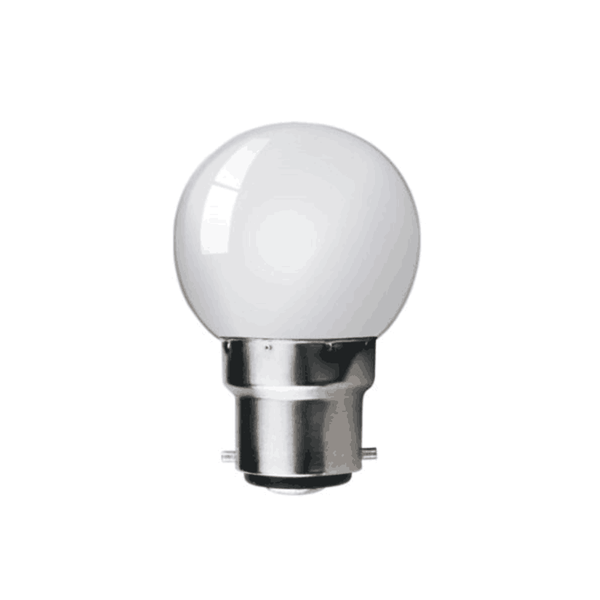 Compact 0.5w Deco LED Lamp