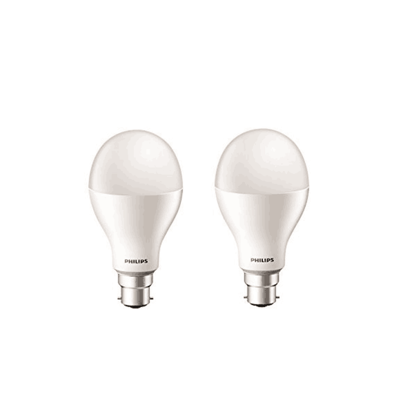 Philips  LED Lamp 20w (Pack Of 2)