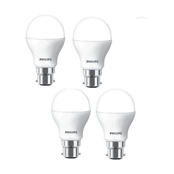 Philips  LED Lamp 9w (Pack Of 4)