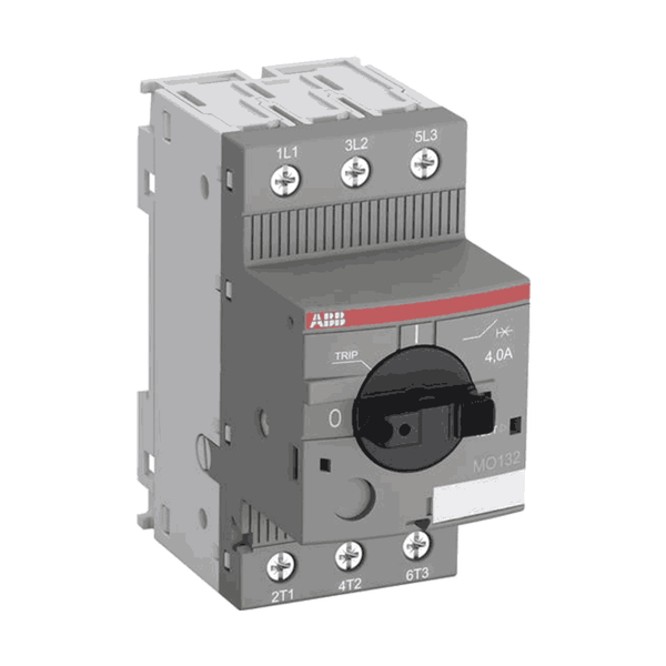 ABB Manual Motor Starter Three-Pole MO 132