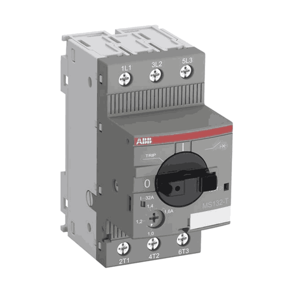 ABB Manual Motor Starter Three-Pole MS132-T