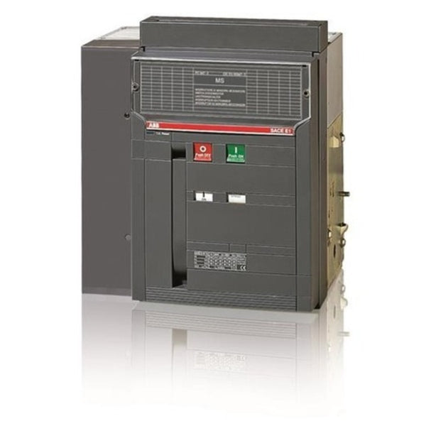 ABB Emax ACB 1250A Four Pole E1N/MS  1250 4p