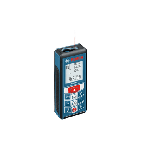 Bosch GLM 80 265 Feet Lithium-Ion Laser Distance Measuring Tool