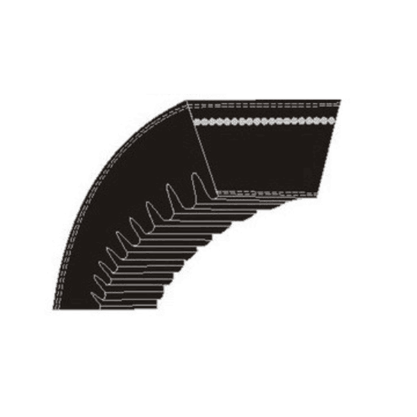 Fenner  Komatsu Engine HEMM Belt (Pack of 4)