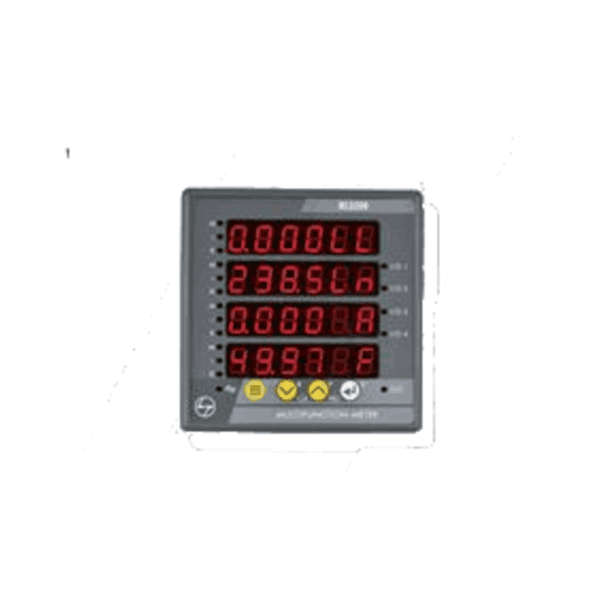 L&T Advanced Multifunction Meters LED 5010 Series