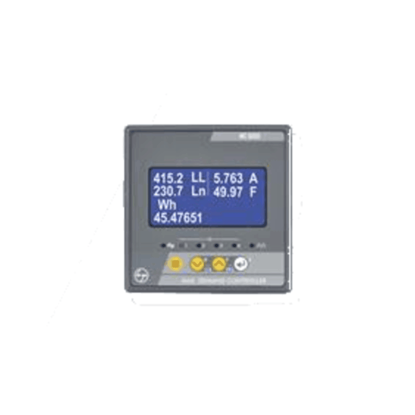 L&T Maximum Demand Controller LCD 6000 Series