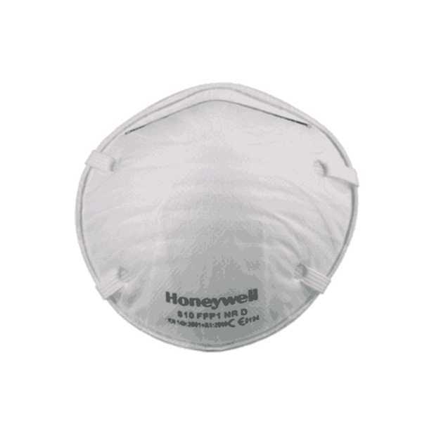 Honeywell Single Use Mask Without Valve H810 FFP1 30/BOX