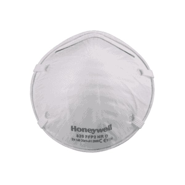 Honeywell Single Use Mask Without Valve H820 FFP2 30/BOX