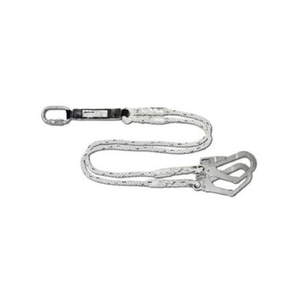 Honeywell Twin Tails Energy Absorbing Lanyard Rope 32mm  MB 9007