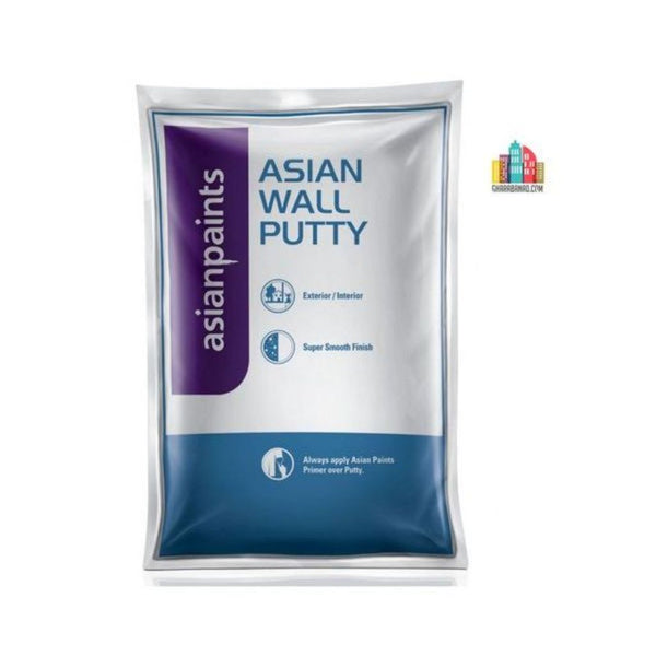 Asian Paint 40kg White Trucare Wall Putty 79