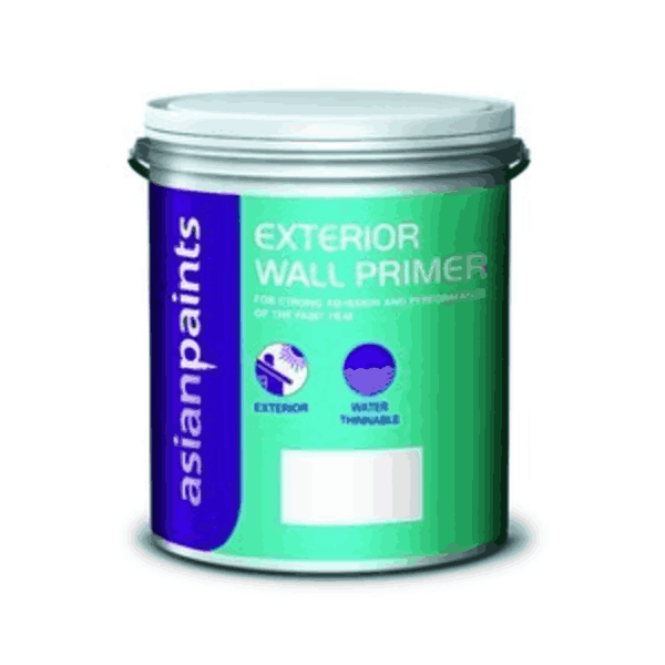 Asian Paint 20 Litre White Trucare Exterior Wall Primer 65
