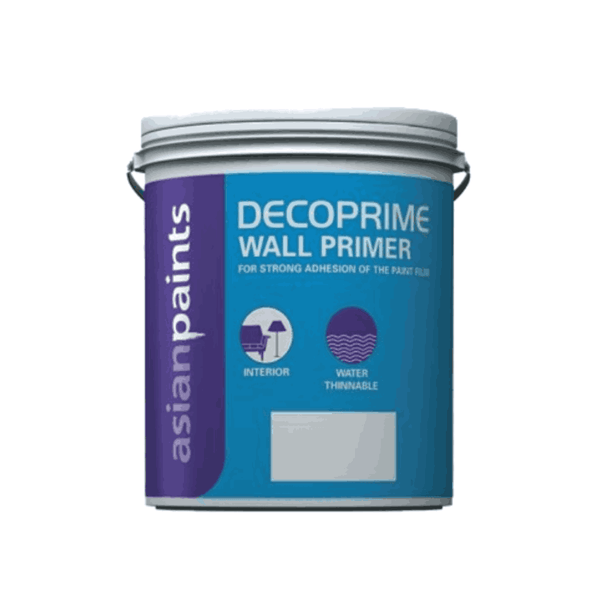 Asian Paint 20 Litre White Decoprime Trucare Interior Wall Primer 360