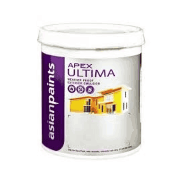 Asian Paint 20 Litre White Apex Weatherproof Emulsion AB2 12