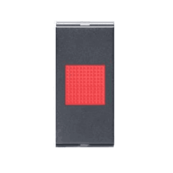 Lisha Red Indicator With LED 1Module 7021