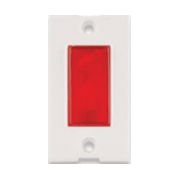 Lisha Flush Type Red Indicator 1601