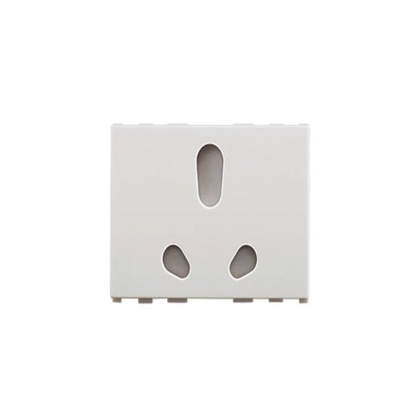 Anchor Roma 20A / 10A Twin Socket 3Module 66406