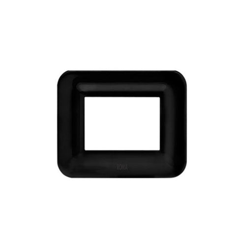 Anchor Roma Bold Curve Cover Plates Black