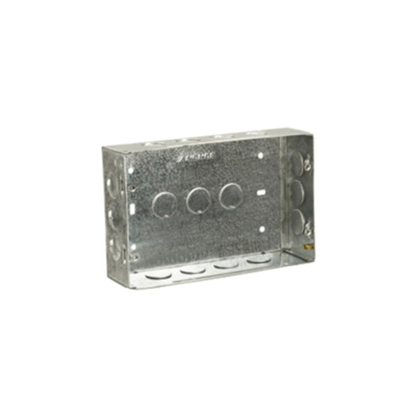 Anchor Roma Concealed GI Sheet Metal Boxes (18 Gauge)