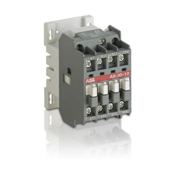ABB AC Type Contactor Three Pole Size:1 A9-30 Series