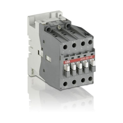 ABB AC Type Contactor Three Pole Size:2 A40-30