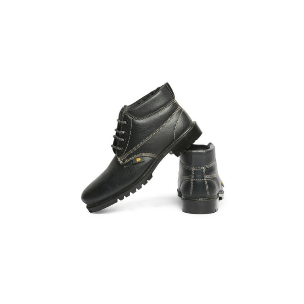 JCB Single Density Heatmax Safety Shoe