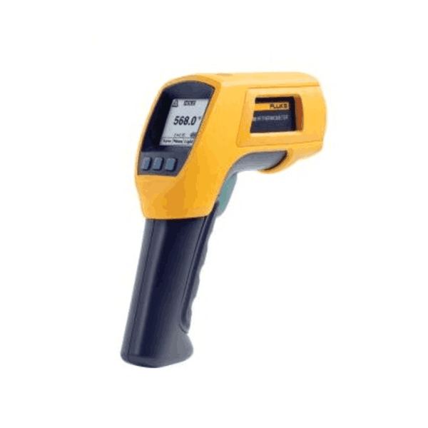 Fluke Contact & Infrared Temp Gun 568