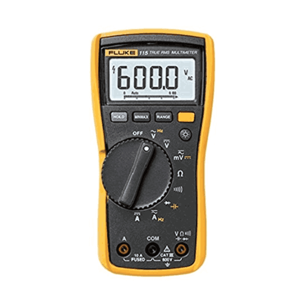 Fluke True-RMS Digital Multimeter 115