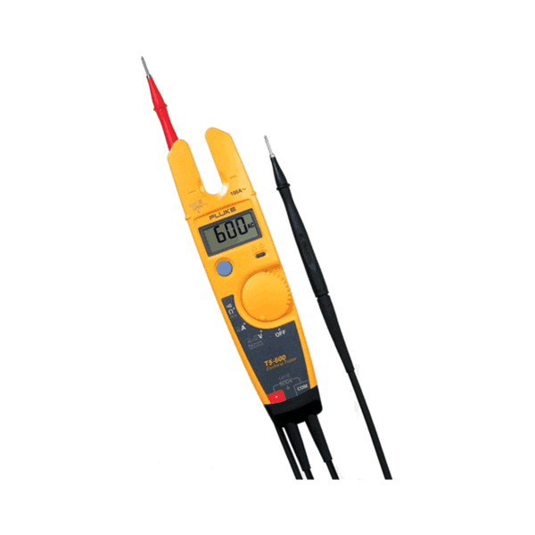 Fluke 600 Voltage Continuity and Current Tester T5