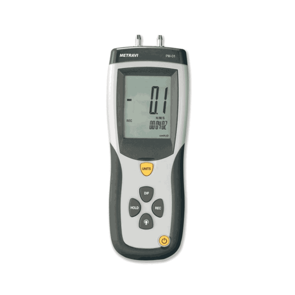 Metravi Digital ManoMeter (Pressure Meter) PM-01