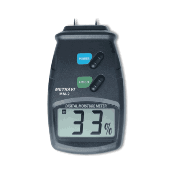 Metravi Digital Moisture Meter MM-2
