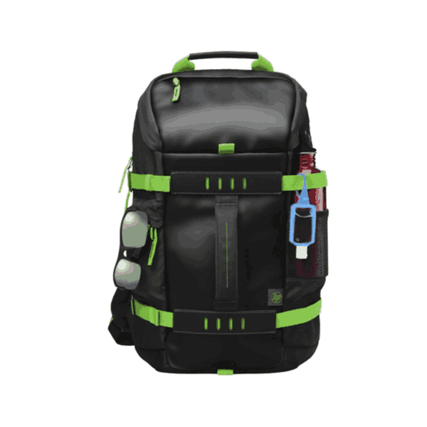 HP 15.6inch Green/Black Backpack T5P98AA