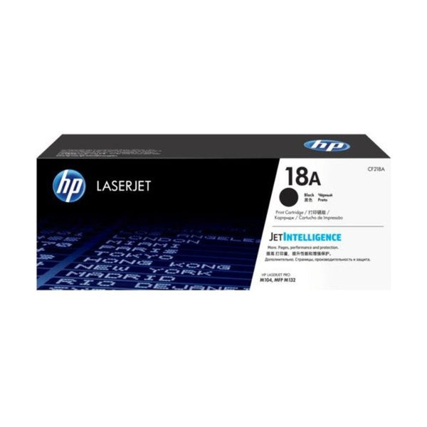 HP 18A Black Original LaserJet Toner Cartridge