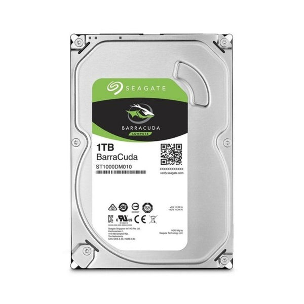 Seagate BarraCuda Hard Drive 1 TB ST1000DM010