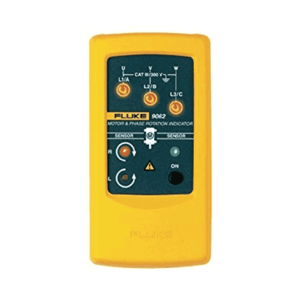 Fluke Motor and Phase Rotation Indicator 120-400V AC 9062