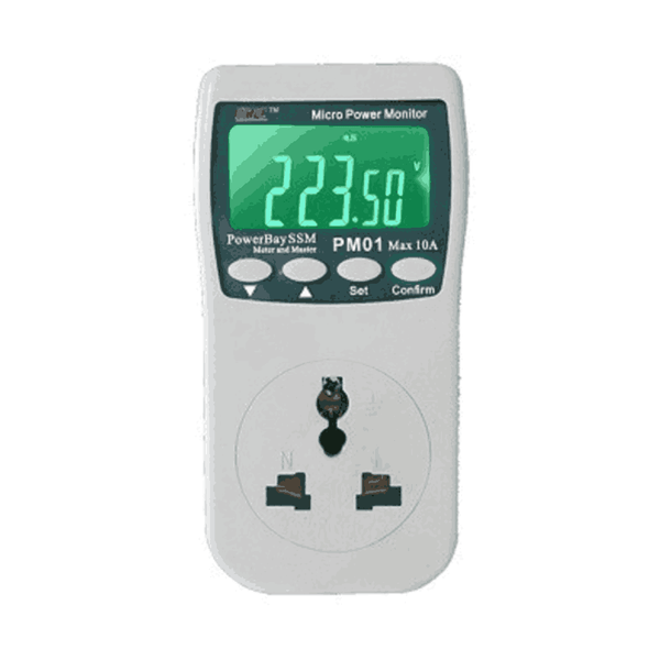 HTC Instrument Power Monitor PM 01